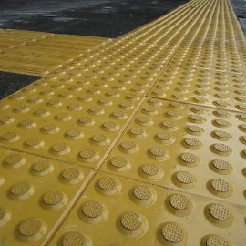 hazard pavers