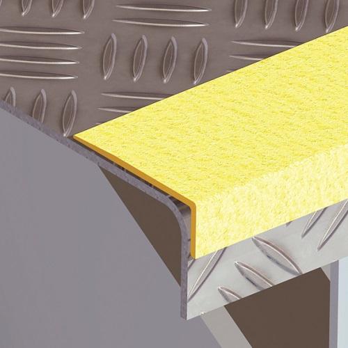 Carborundum Heavy Duty Anti Slip Stair Nosing Total