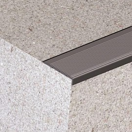 aluminium stair edging