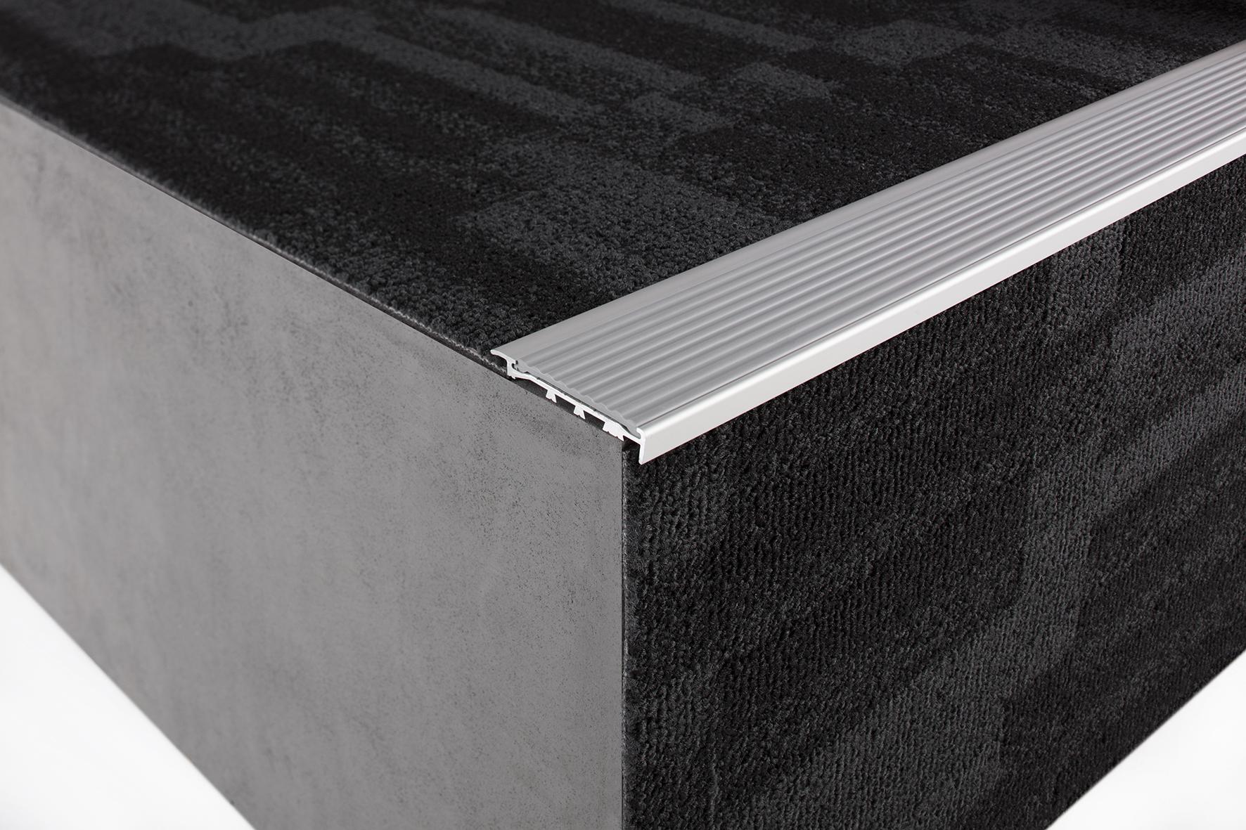Pbd106 Tredfx Aluminium Carpet Tile Nosing