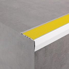 Aluminium Stair Nosing Sbr135 Tredfx Total Tactil Nz